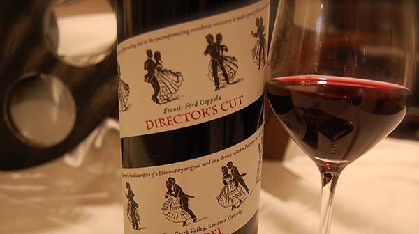 Director's Cut (Francis Ford Coppola) at Trattoria Zooma Providence Italian Restaurant