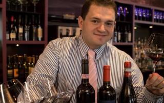 Trattoria Zooma Manager Armando Bisceglia
