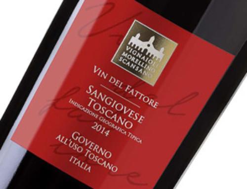 Wine Tasting Featuring Morellino di Scansano