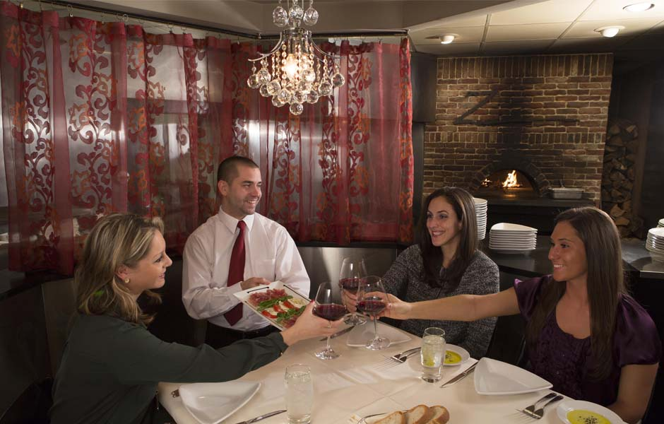 Small or Large Office Holiday Parties at Trattoria Zooma