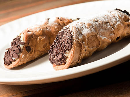 House Made Cannoli