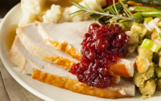 Thanksgiving Dinner at Trattoria Zooma